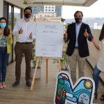 CRDP Maule y Colbún S.A. Firman alianza de trabajo colaborativo en apoyo a los emprendedores